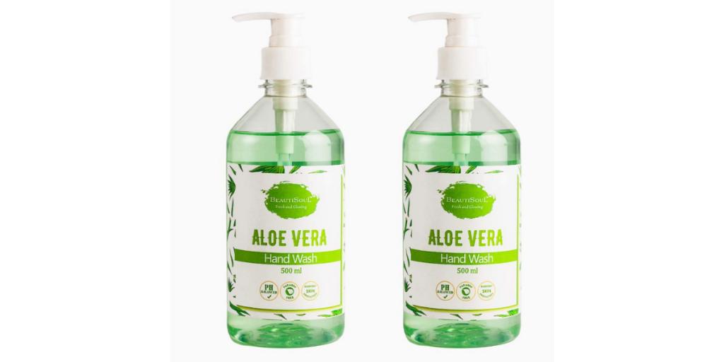 Beautisoul Aloe Vera Hand Wash