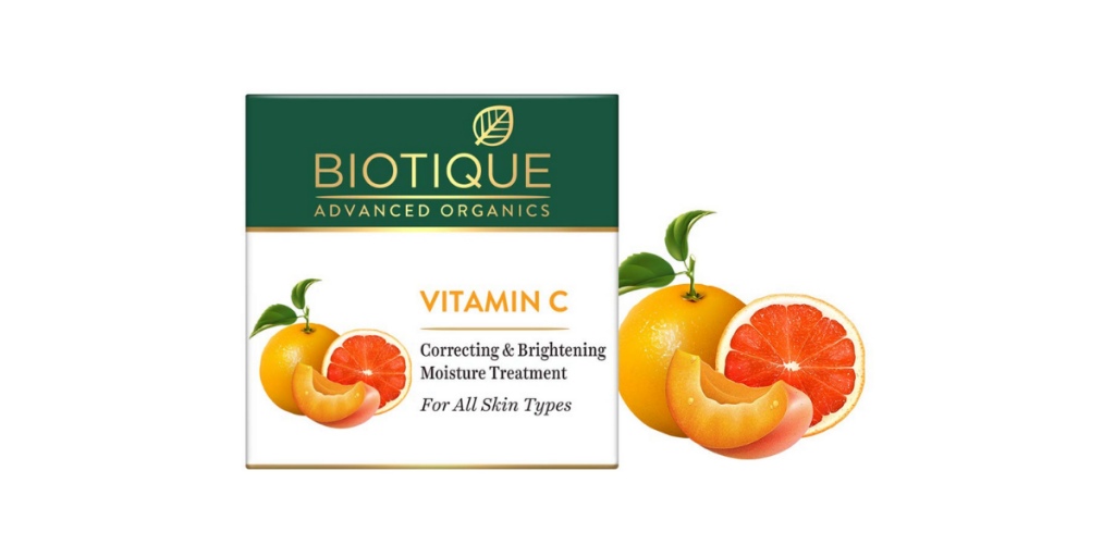 Biotique Vitamin C Moisturising Cream
