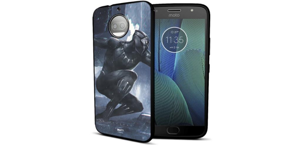 Black Panther Moto G5S Plus Case
