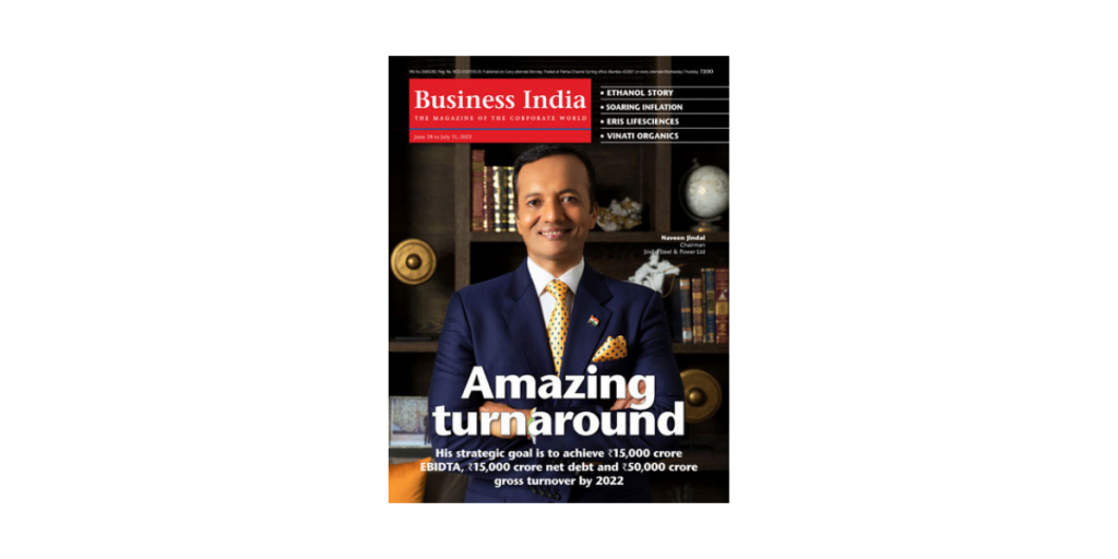 Informative Business Magazine in India