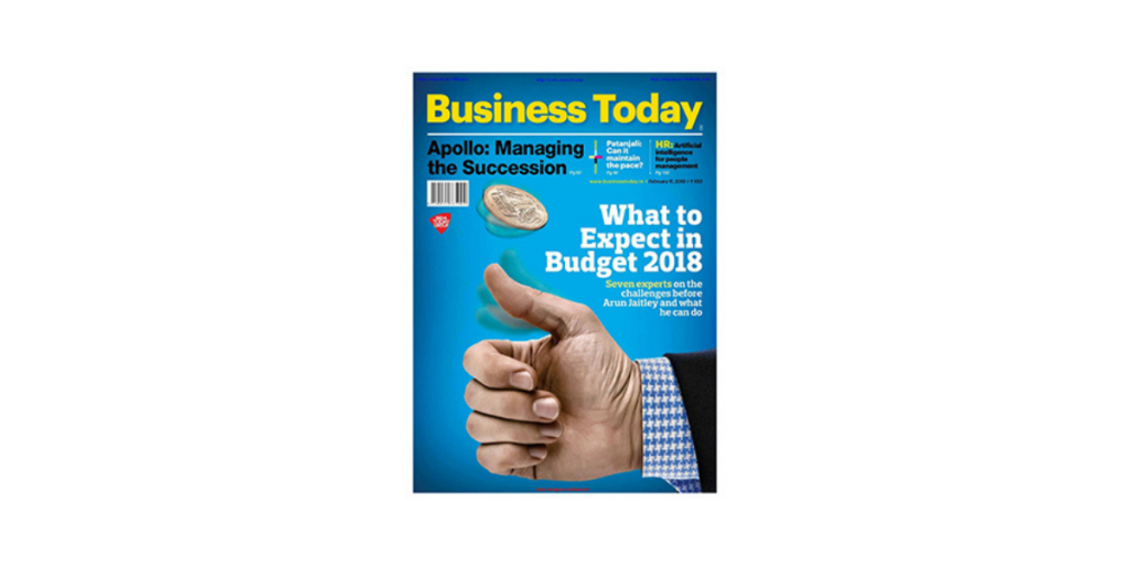 Important Business Magazine in India