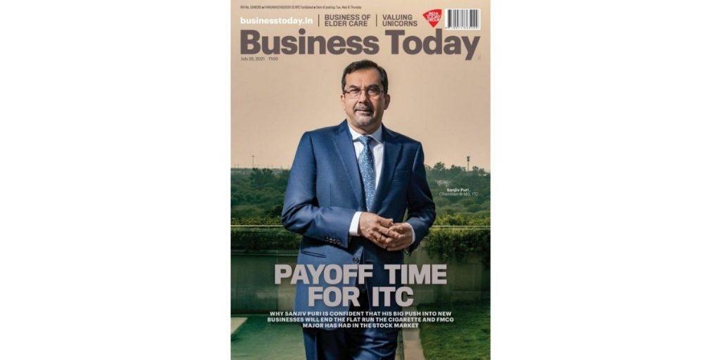 Business Today Men's Magazine
