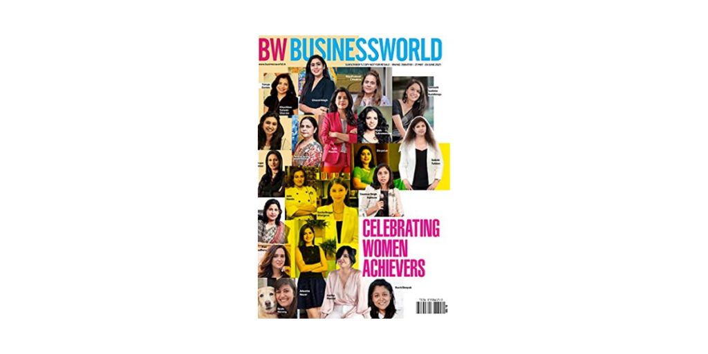 Intriguing Business Magazine in India