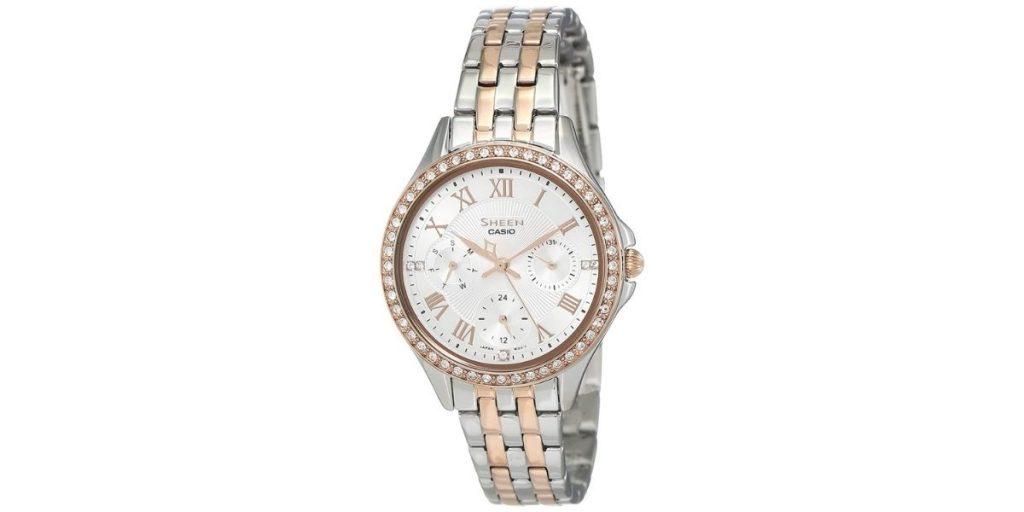 Casio Sheen SX222 Women's Watch