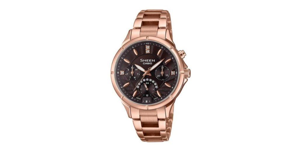 Casio Sheen SX262 Women's Watch