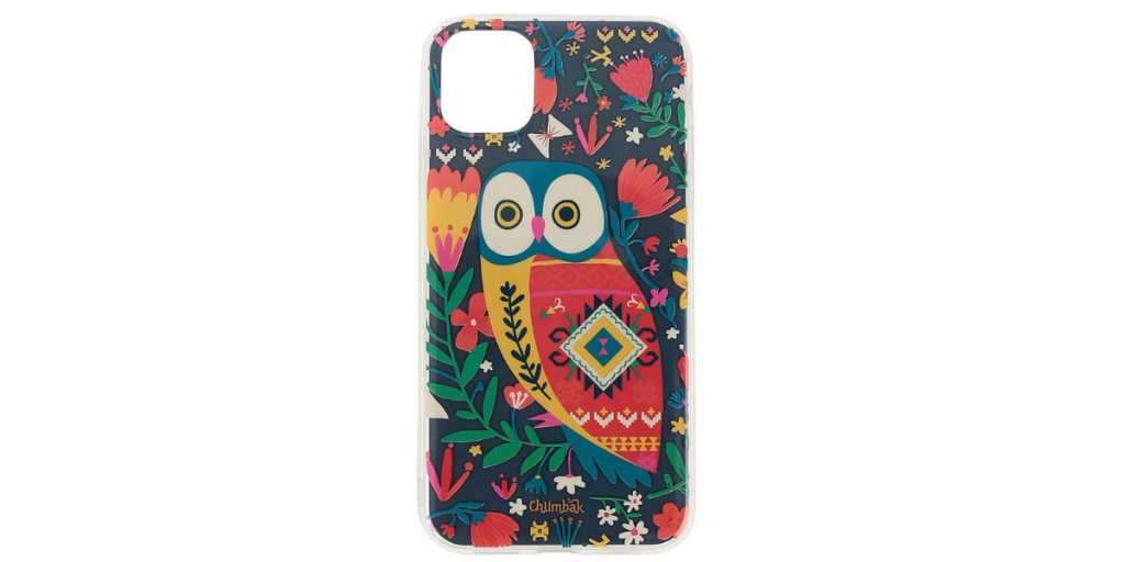 Chumbak Tropical Owl iPhone Case - X
