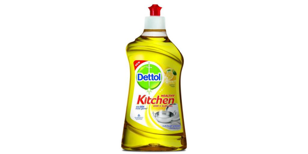 Top dishwash gel