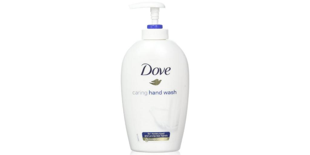 Dove Nourishing Liquid Hand Wash