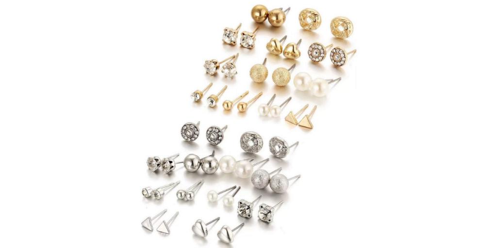 Fashion Stud Earrings