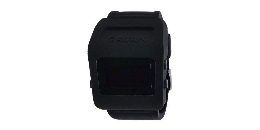 Fastrack 38011PP01J Casual Digital Black Dial Men's Watch