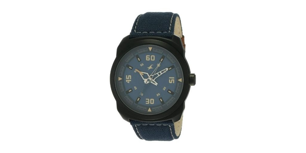 Fastrack NM9463AL07 Blue Dial Men's Watch