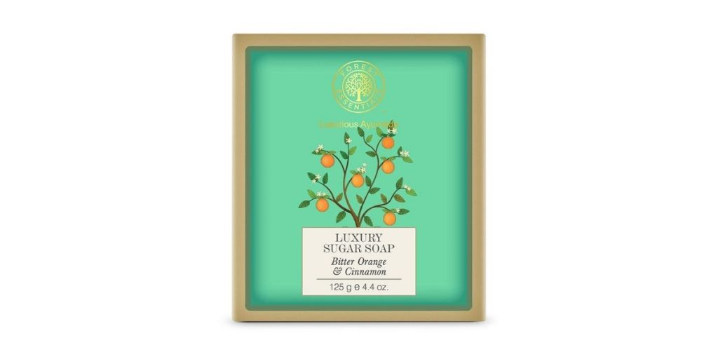 Forest Essentials Luxury Soap