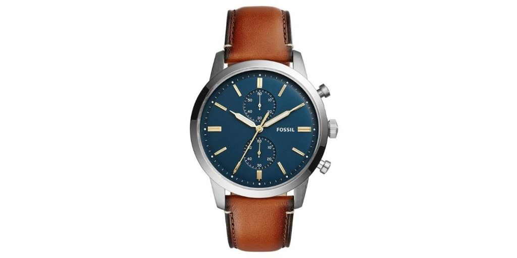 Fossil Analog FS5279 Men's Watch