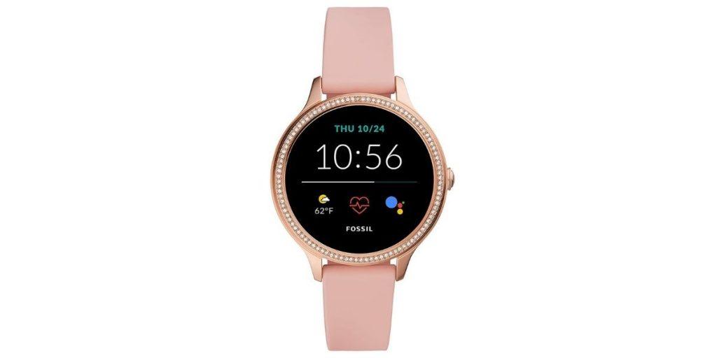 Fossil Gen 5E FTW6066 Women's Smartwatch