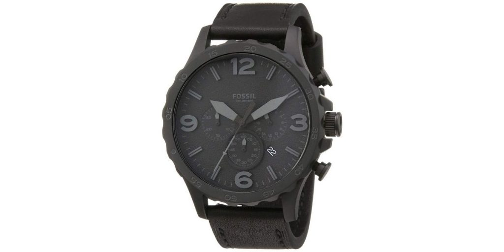 Fossil Nate JR1354 Unisex Watch