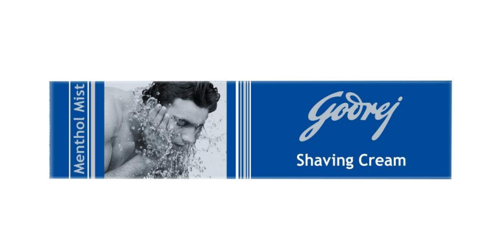 Godrej Cool Menthol Shaving Cream