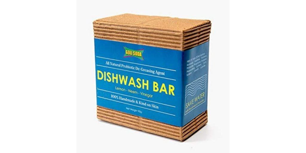Goli Soda Dish Wash Soap