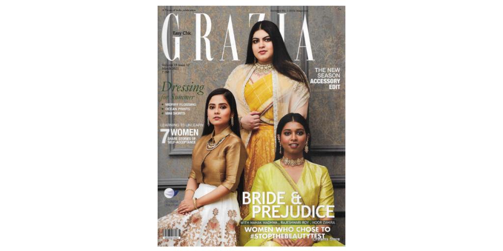 Grazia Fashion Magazine