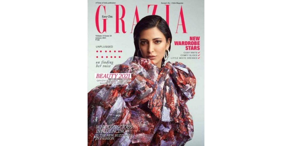 Grazia Women's magazine
