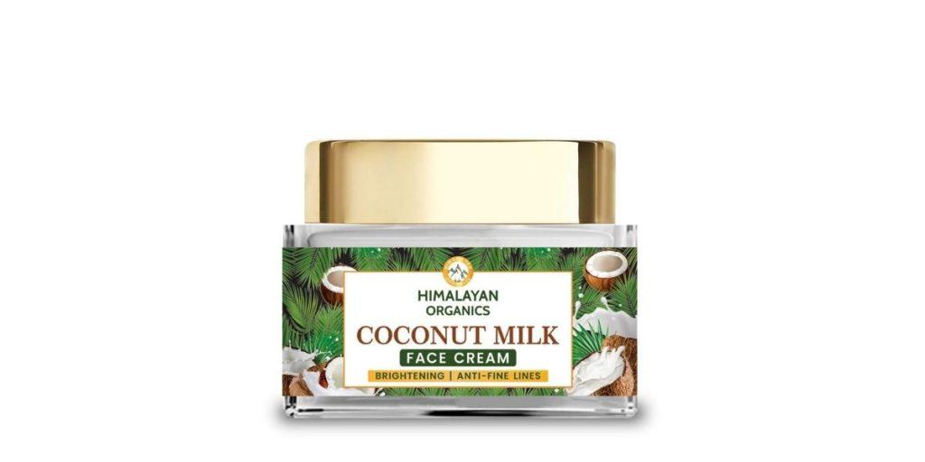 Hiamlayan Organics Ayurvedic Cream for Dry Skin