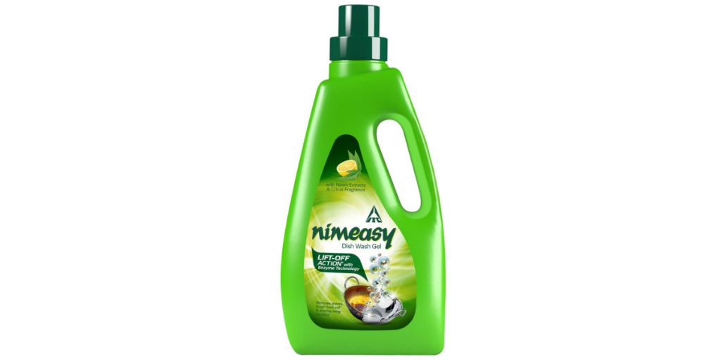 ITC's Nimeasy Dishwash Liquid Gel