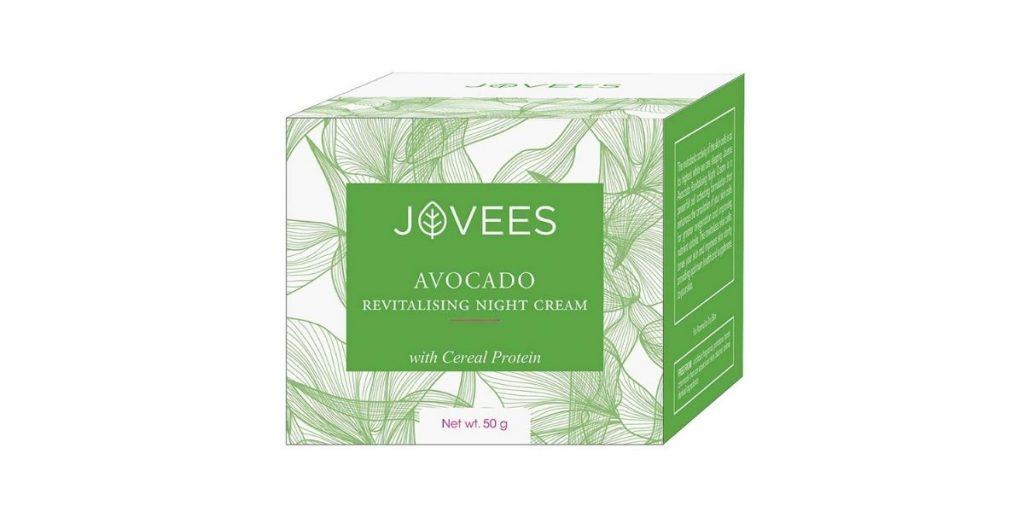 Jovees Ayurvedic Cream for Dry Skin