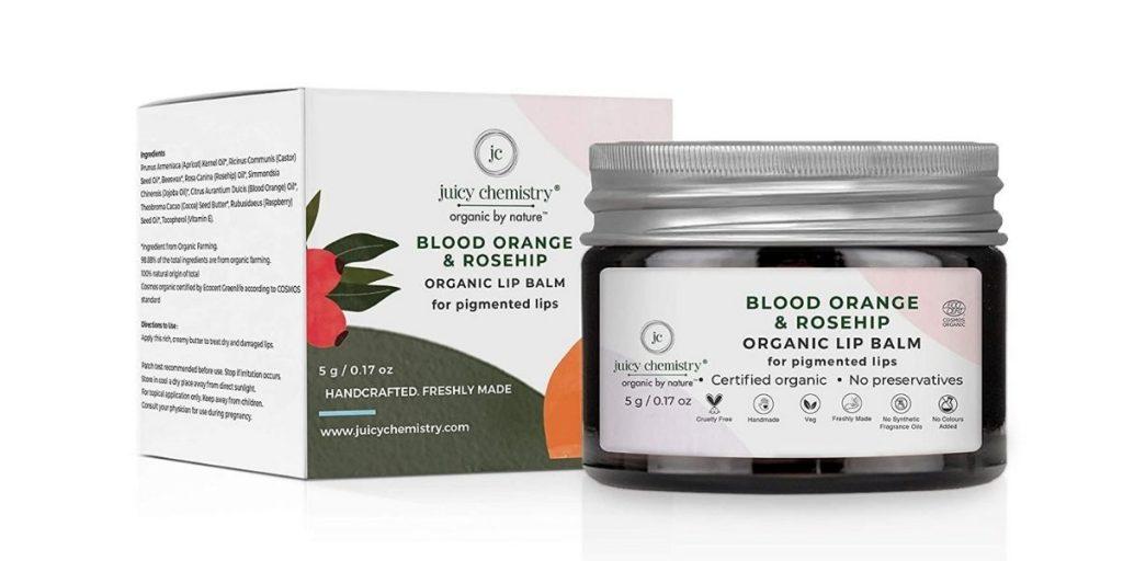 Juicy Chemistry Organic Lip balm