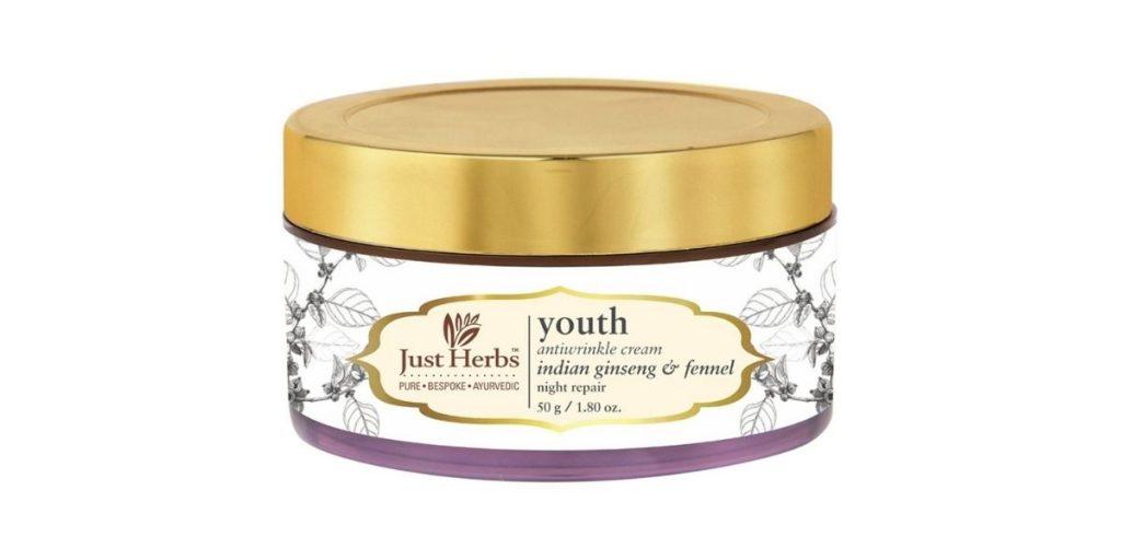 Just Herbs Night Repair Cream