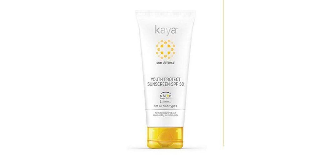 Kaya Sunscreen