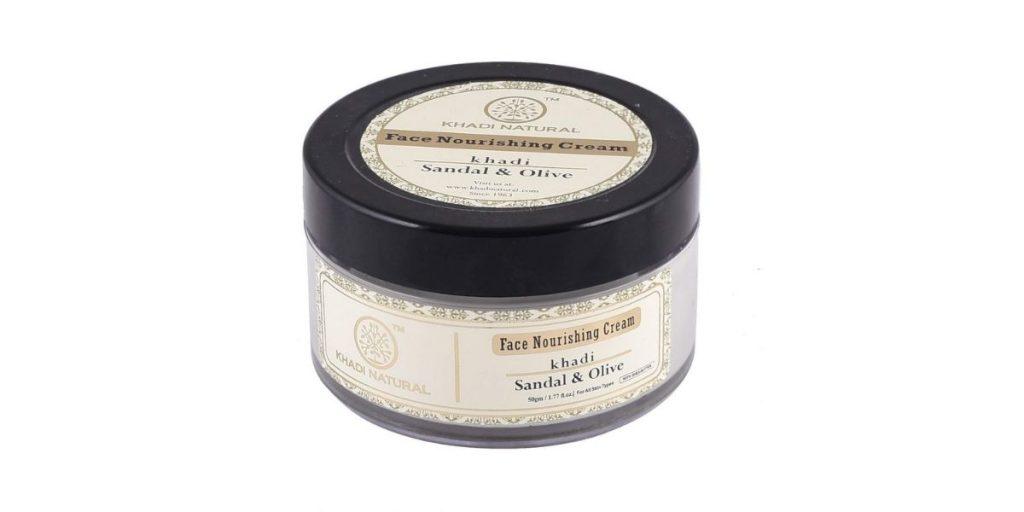 Khadi Ayurvedic Cream for Dry Skin