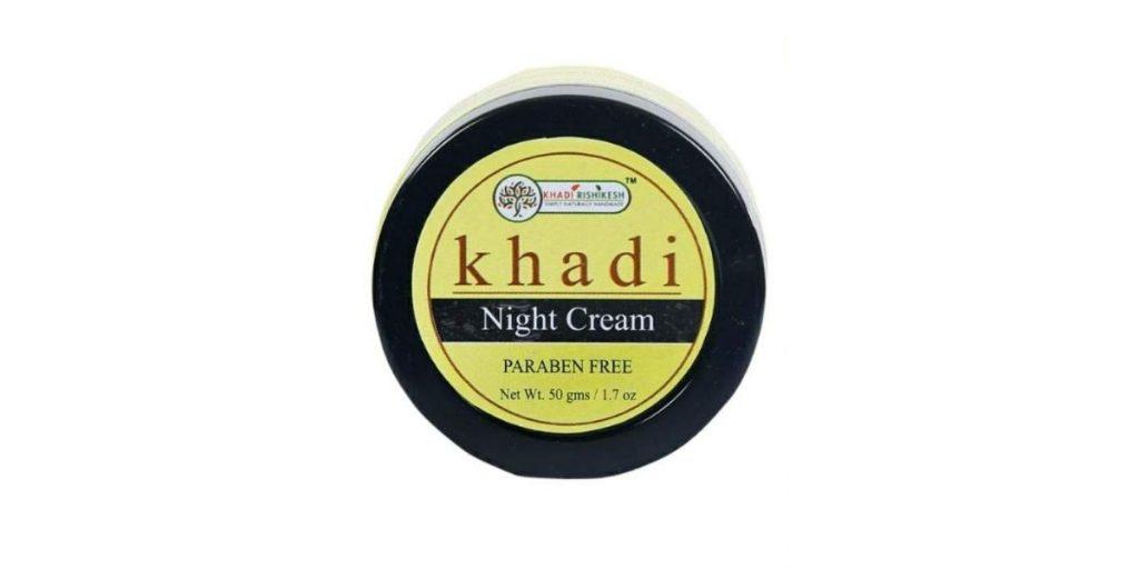 Khadi Rishikesh Herbal Night Cream