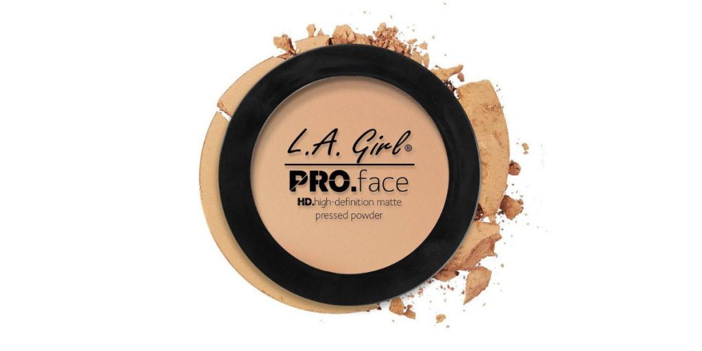 L.A Girl Compact Powder