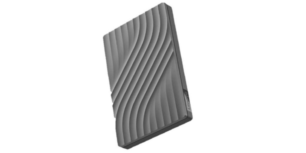 Lenovo Portable 1TB External Hard Disk Drive HDD