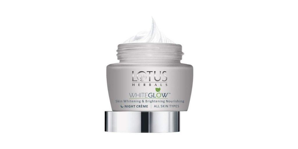 Lotus Herbals White Glow Nourishing Night Crème