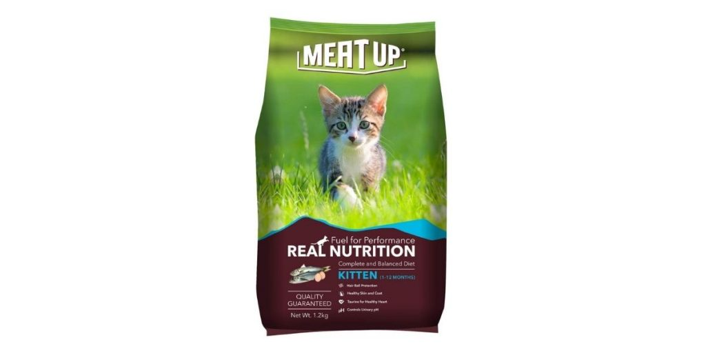 Meat Up Kitten Food