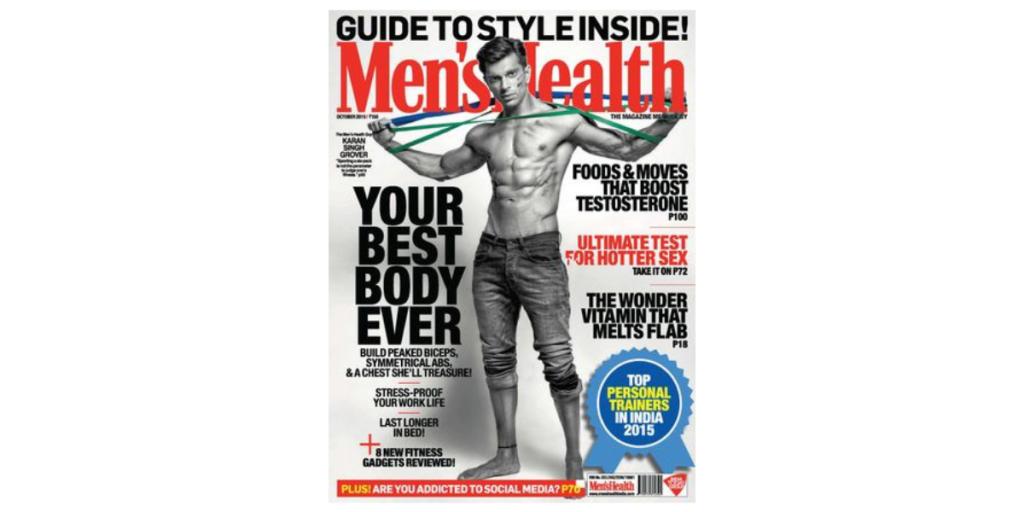 Men's Health India Fitness Magazine