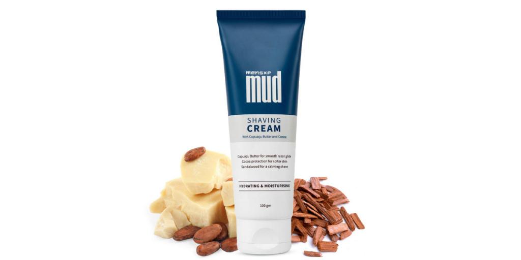 MensXP Mud Shaving Cream