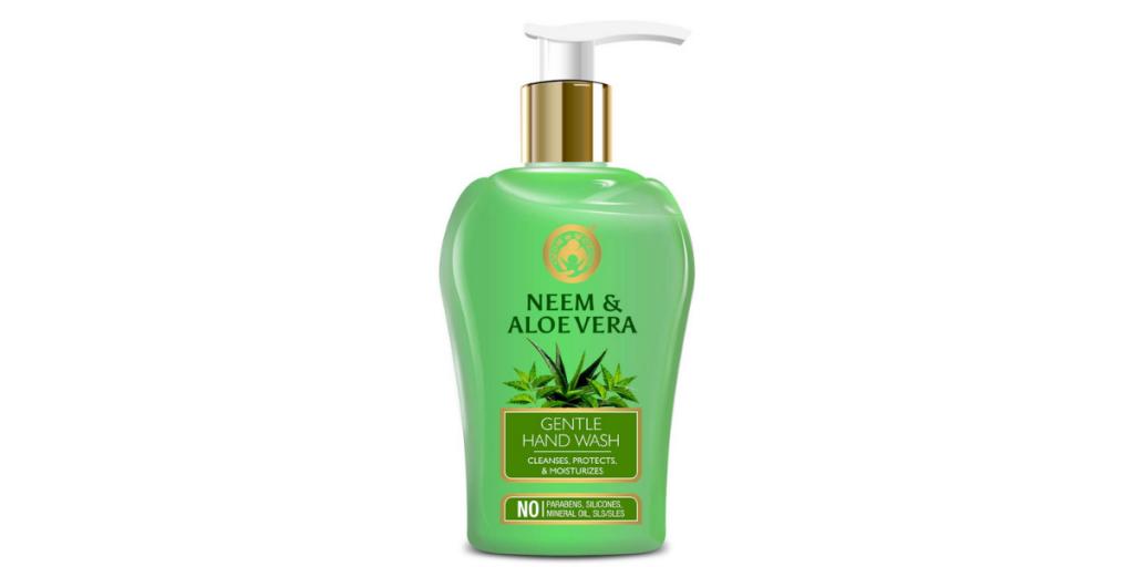 Mom & World Neem & Aloe Vera Gentle Hand Wash