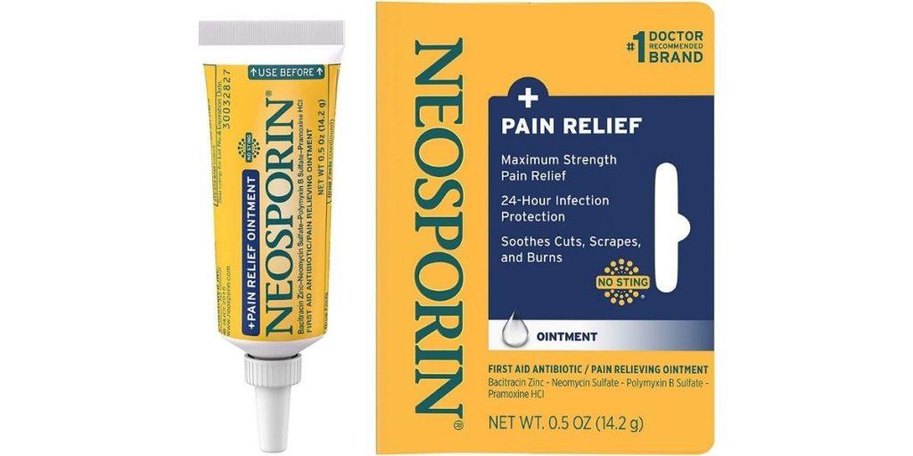 Neosporin Antiseptic Cream
