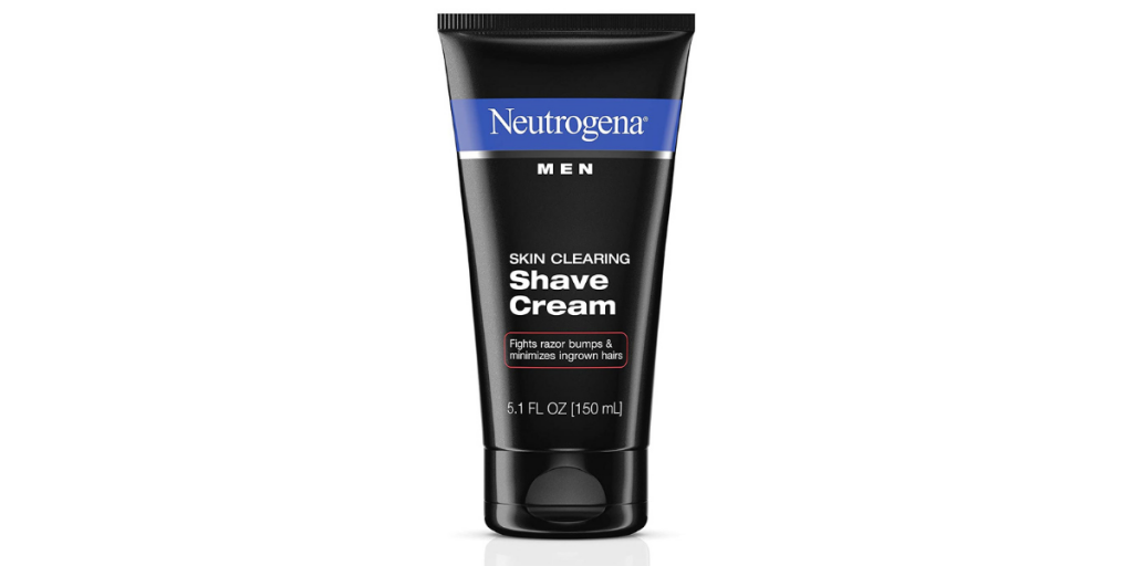 Neutrogena Men Skin Clearing Shaving Cream
