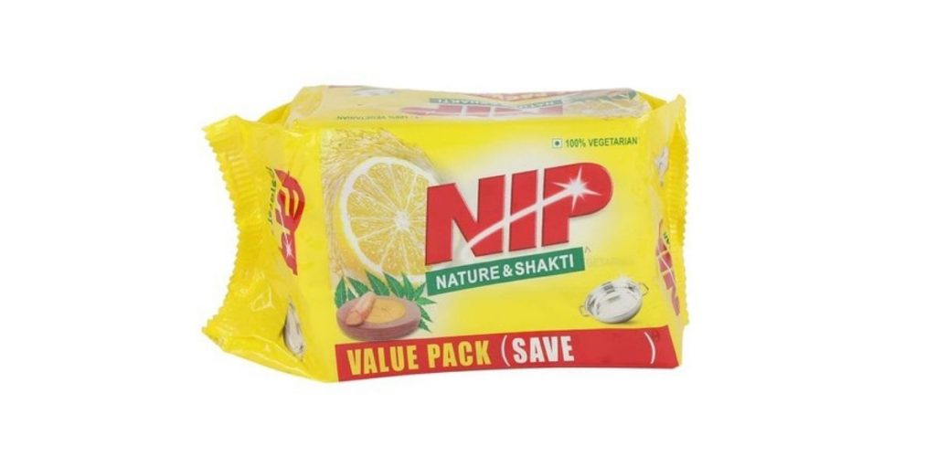 Nip Dish Wash Soap
