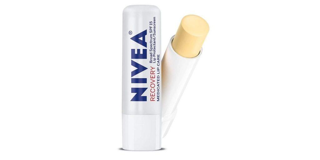 Nivea Medicated Lip Balm