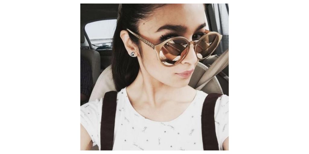 Oversized Sunglasses - Alia Bhatt