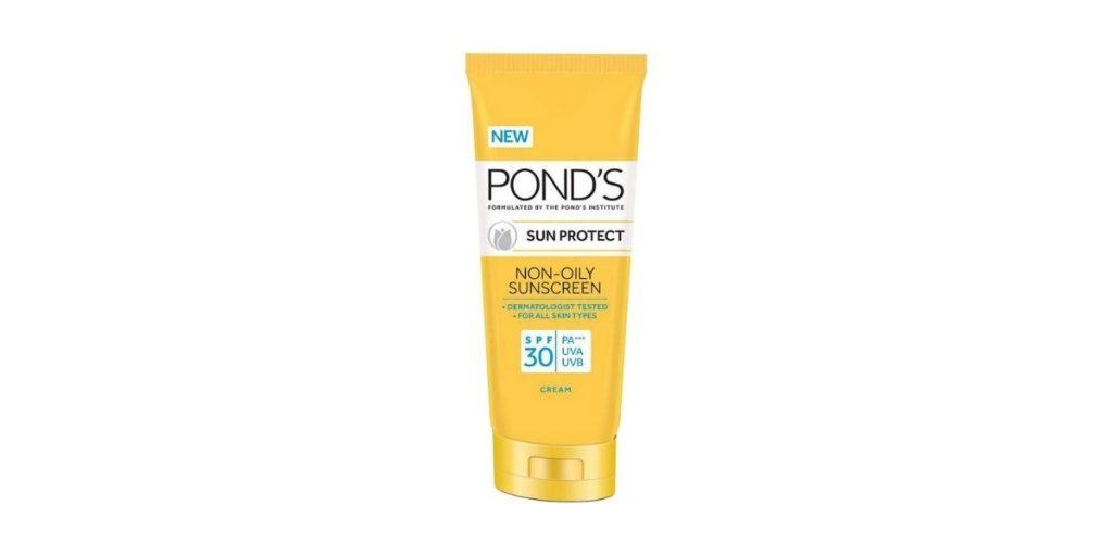POND'S Sunscreen