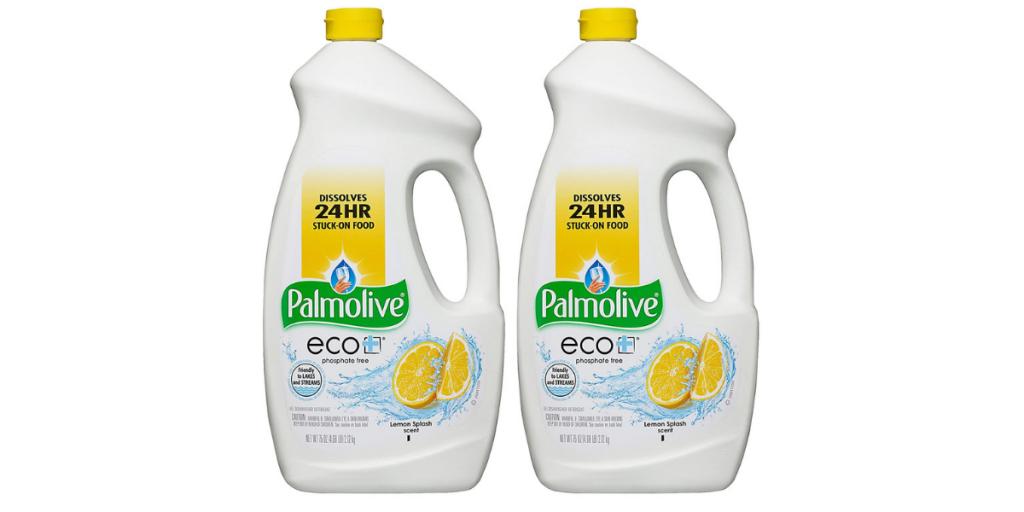 Palmolive Eco Gel Dishwasher