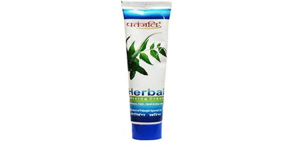 Patanjali Herbal Shaving Cream