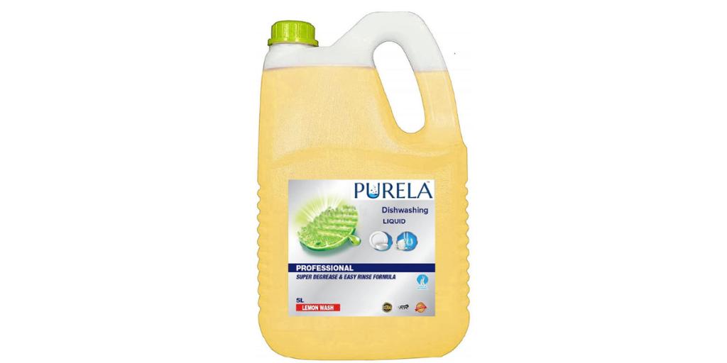Purela Dishwash Liquid Gel