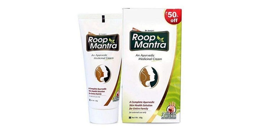 Roop Mantra Ayurvedic Cream for Dry Skin