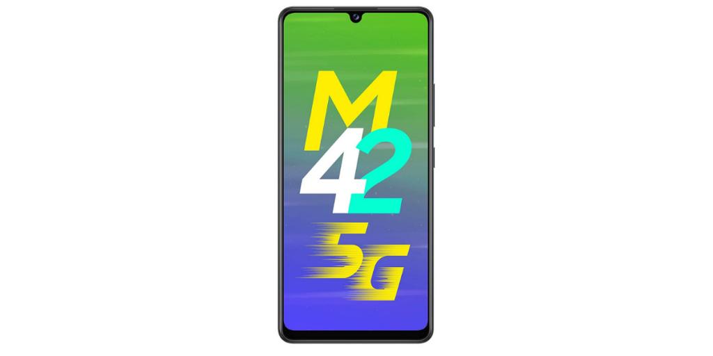 Samsung Galaxy M42 5G Smartphone