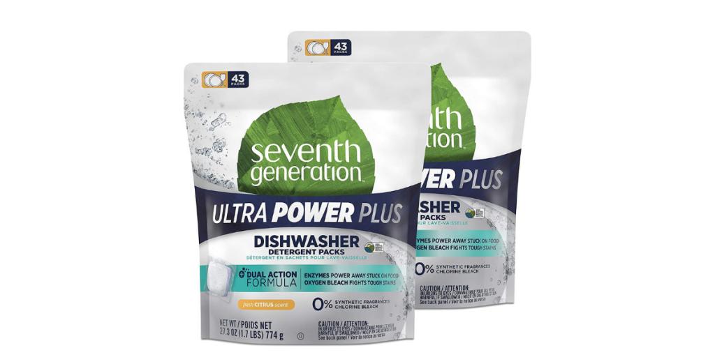 Seventh Generation Ultra Power Plus